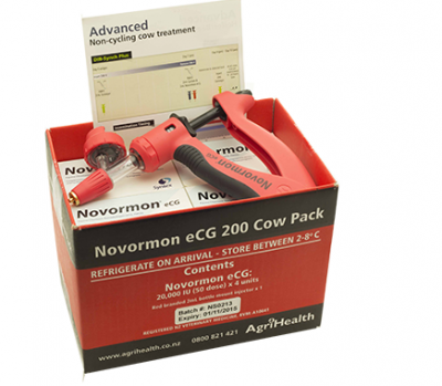 Novormon eCG 200 cow pack