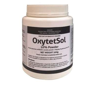 OxytetSol 10% Powder