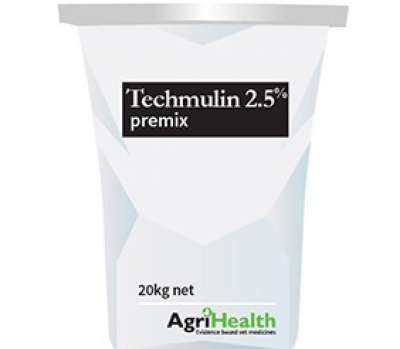 Techmulin 2.5% Premix