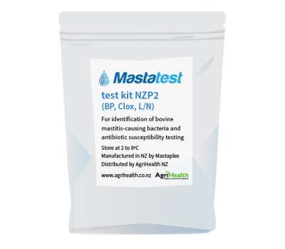Mastatest NZP2 test kit